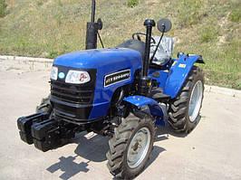 Трактор ДТЗ 5244НРХ (24 л.с.; ГУР; реверс КПП)