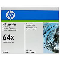 CC364X (64X) увеличенный картридж для HP LJ P4014/4015/P4515 series