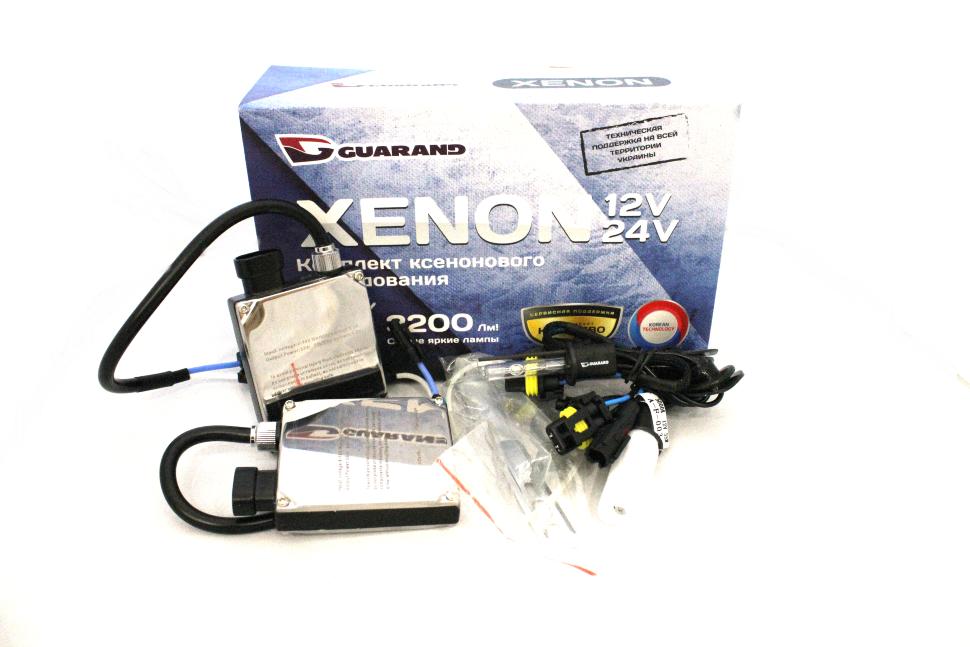 Комплект ксенона Guarand 12V