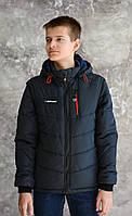 """Куртка-трансформер для юношей подростков """"BMW-Series"""""""