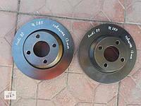 Б/у тормозной диск для Audi 80
