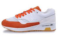 Мужские кроссовки New Balance 1500 Solebox Toothpaste White/Orange