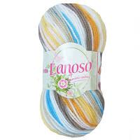 Пряжа Lanoso Carnavale 80439