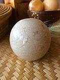 """Шкатулка из камня """"Мрамор"""", шкатулка-шар., фото 2"""
