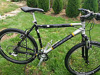 Горный велосипед Haibike ГІДРАВЛІКА ТОРМОЗ на Deore
