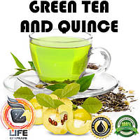 Ароматизатор Inawera GREEN TEA & QUINCE (Зелёный чай с айвой) 10 мл