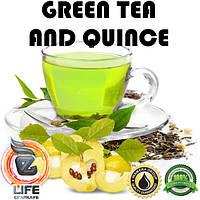 Ароматизатор Inawera GREEN TEA & QUINCE (Зелёный чай с айвой) 30 мл