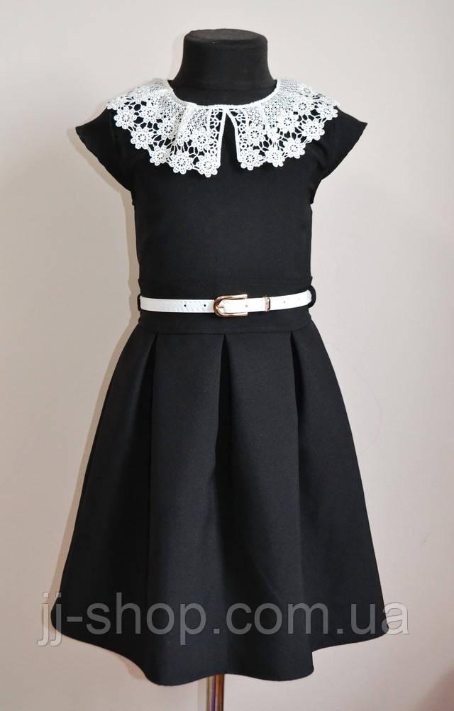 платье детское школьное для девочки