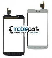 Оригинальный Сенсор (Тачскрин) для  LG P715 Optimus L7 II (Белый)