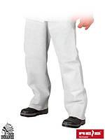 Штаны защитные рабочие кожаные REIS SSL W