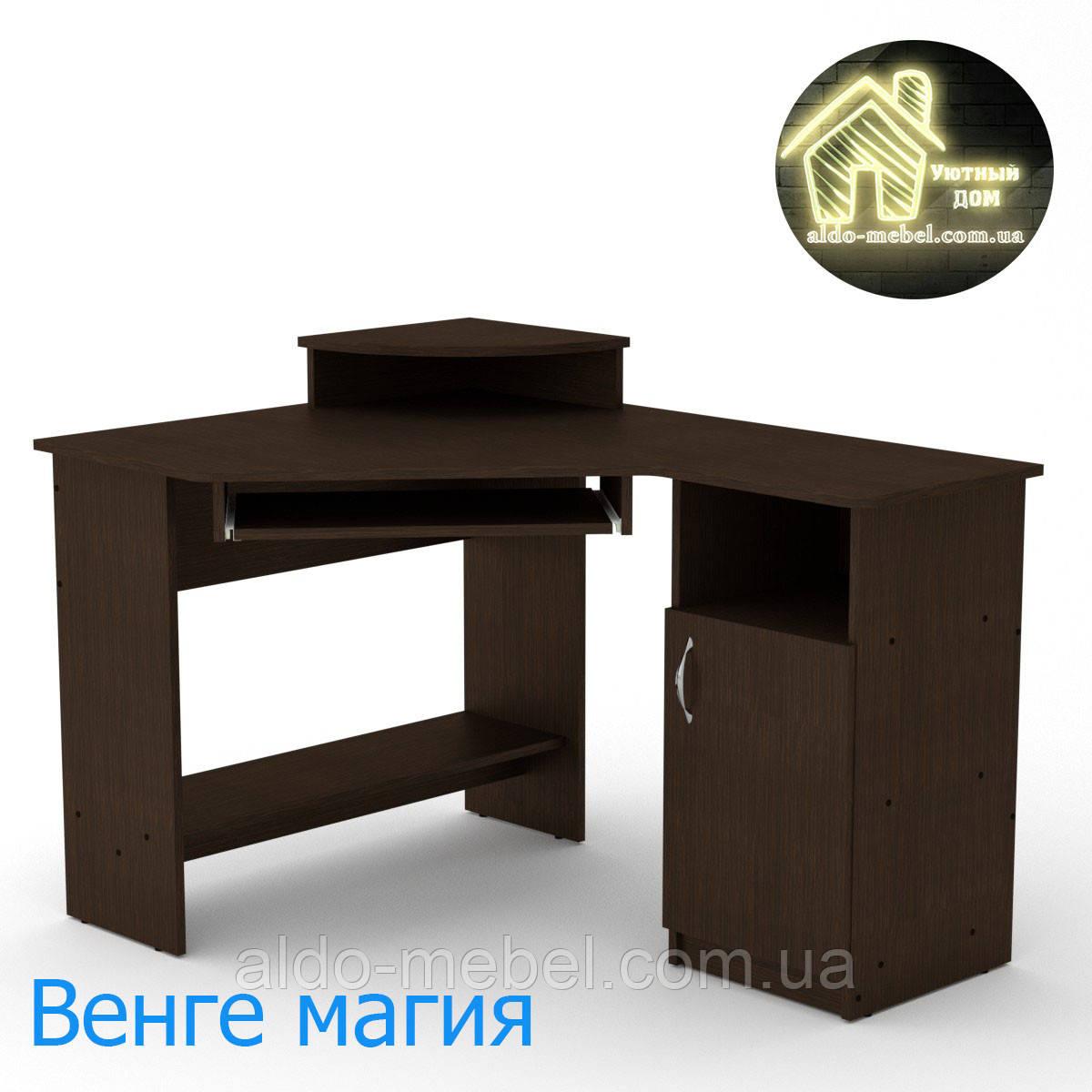 Стол компьютерный СУ - 1 Габариты 1200 мм; В - 749 + 116 мм; Г - 900 мм (Компанит)