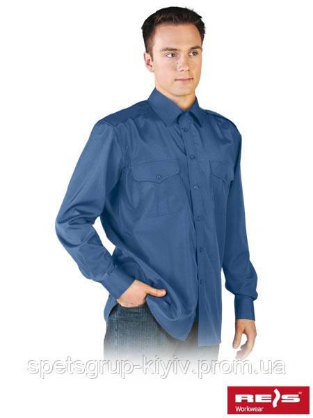 Рубашка с длинными рукавами (корпоративная униформа) KWSDR N - Спецгруп Київ в Киеве