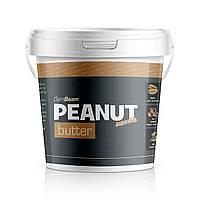 Арахисовая паста GymBeam Peanut butter 100% natural - 1000g (smooth, crunchy)