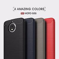 TPU чехол накладка Urban для Motorola Moto G5S (4 цвета)