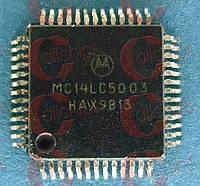 MOTOROLA MC14LC5003 QFP52 б/у 128 Segment LCD Drivers
