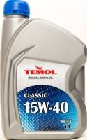 Масло TEMOL Classic 15w-40 1л, фото 2