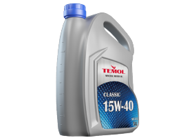 Масло TEMOL Classic 15w40 5л