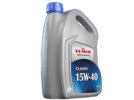 Масло TEMOL Classic 15w40 5л, фото 2