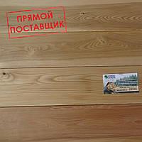 Палубная доска 27, Сорт АВ, Сибирская Лиственница, уличная доска