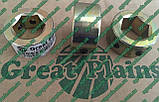 Болт 802-121C крепл. секции сошника 107-103D запчасти Great Plains BOLT 802-121С, фото 7