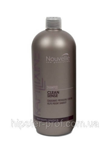 Шампунь против перхоти с маслом эвкалипта Nouvelle Clean Sense Shampoo 1000 ml