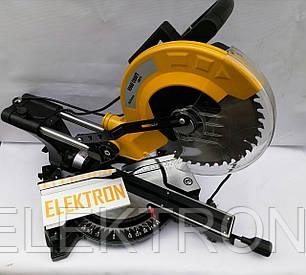 Торцовочная пила Euro Craft SM 211 (асинхронный двигатель)