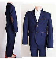 Классические костюмы для мальчиков в школу. 602