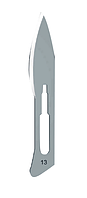 Скальпель (хирургическое лезвие) JS № 100
