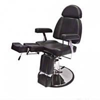 Кресло педикюрно-косметологическое гидравлическое LS-227В-2