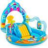 Водный надувной игровой центр Intex 279х160х140 см  (57139), фото 4