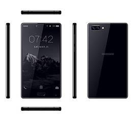 Смартфон Doogee mix 4/64gb Black Helio P25, 2.5GHz, Octa Core 13 Мп + 8 Мп 3380 мАч