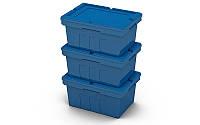 Вкладываемый полимерный контейнер INSTORE KV 6427 без комплектации (600х400х270 мм)
