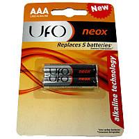 Батарейка        LR03    UFO  NEOX  блистер по 2шт