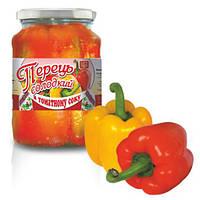 Перец сладкий в томатном соке