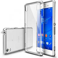 Чехол для моб. телефона Ringke Fusion для Sony Xperia Z3 (Crystal View) (552511)