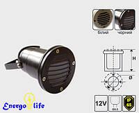 Светильник LEMANSO SP1402 белый / черный IP65 (для бассейнов)