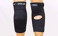 Налокотник для тайского бокса с фиксатором (на липучке) (2шт) Everlast