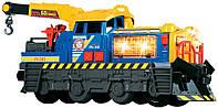 Локомотив (33 см) со светом и звуком, Dickie Toys