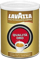 Кофе молотый Lavazza Qualita Oro 250 г ж/б (Лавацца Оро 250г)