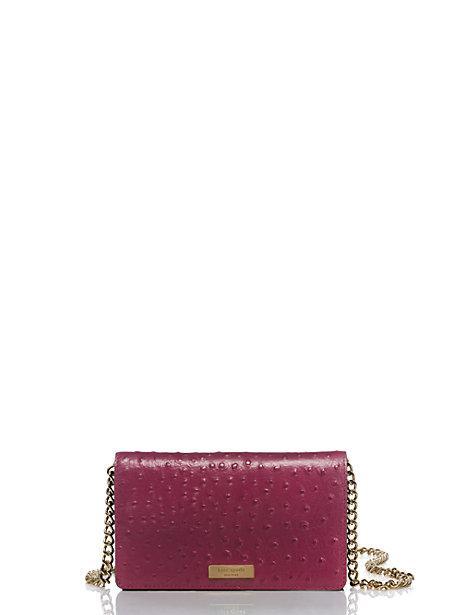 Бордовая лаковая сумочка ♥Kate Spade New York