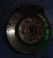 Поворотный кулак правый с ABS в сборе ступицаSkodaOctavia A52004-2013