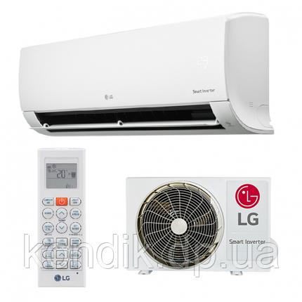 Кондиционер LG P18EP.NSK/P18EP.UL2 MegaPlus Inverter R410A, фото 2