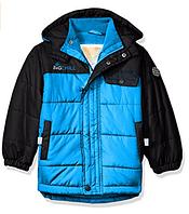 Демисезонная голубая куртка Big Chill(США) для мальчика 4-5 лет