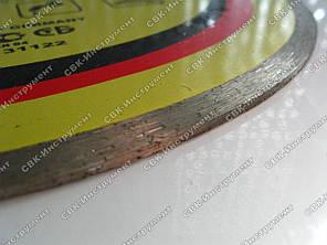 Диск алмазний DWT DS-230 F 230x25,4 мм, фото 2