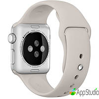Ремешок Apple Watch 38mm Stone Sport Band копия