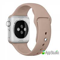 Ремешок Apple Watch 38mm Walnut Sport Band копия