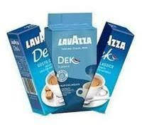Кофе молотый Lavazza DEK 250g \ Лавацца ДЕК (Без Кофеина)