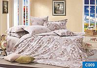 Сатиновое постельное белье Leleka-Textile