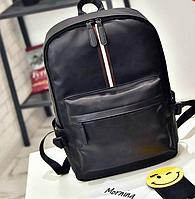 Мужской рюкзак со стильный полосой, фото 1