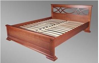 Деревянная кровать Мрия Новая